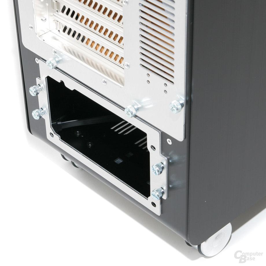 Lian Li PC-V1020B – Netzteilaufnahme