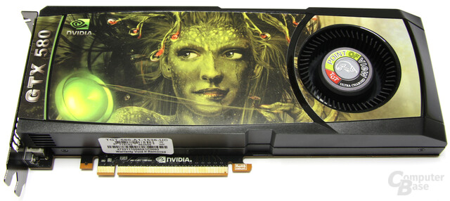 TGT GeForce GTX 580 Ultra Charged