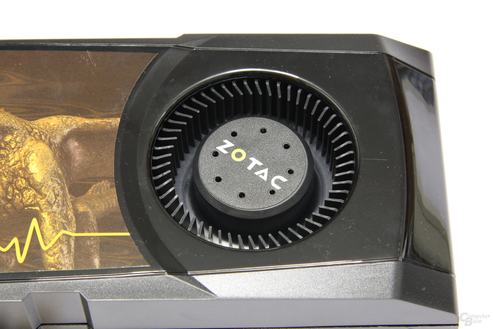 GeForce GTX 580 AMP! Lüfter