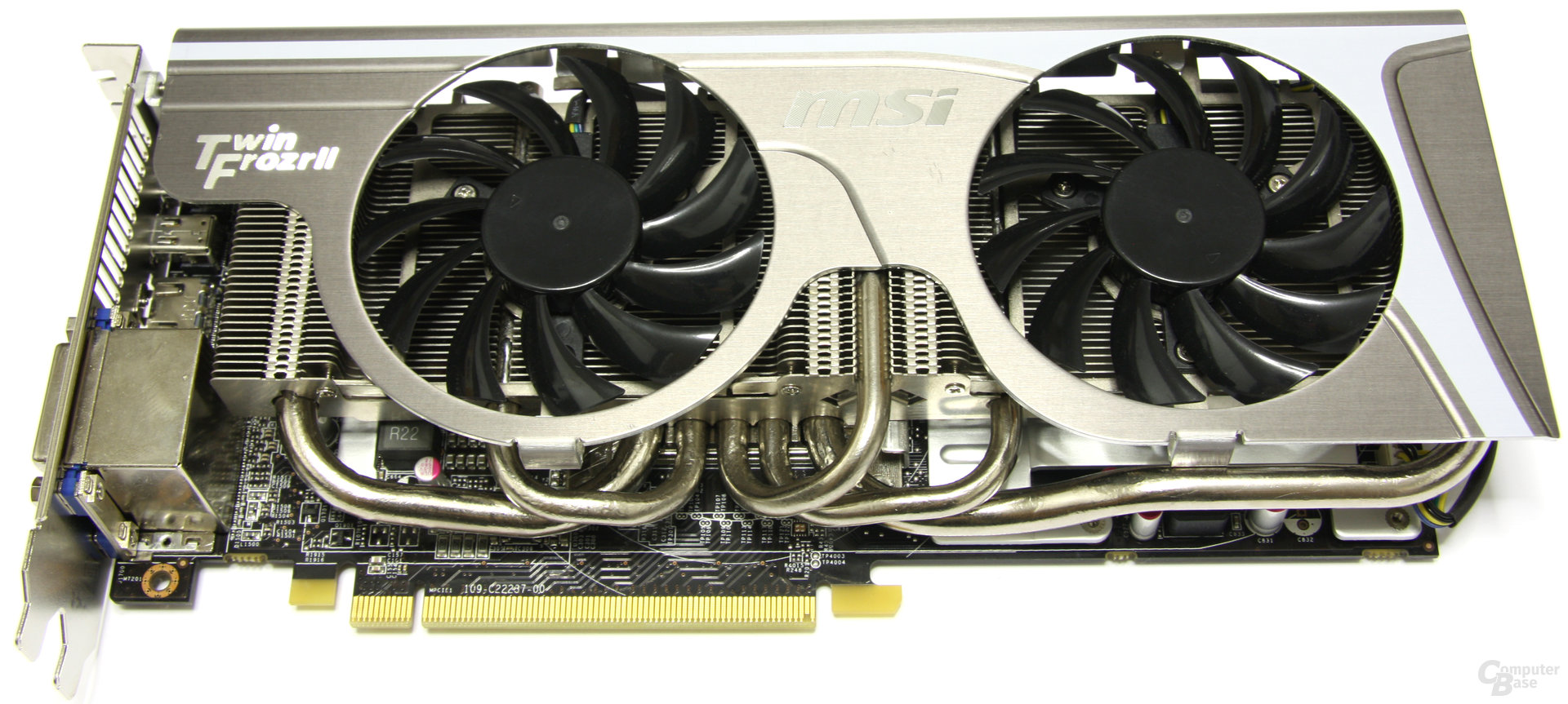 MSI Radeon HD 6870 Twin Frozr II