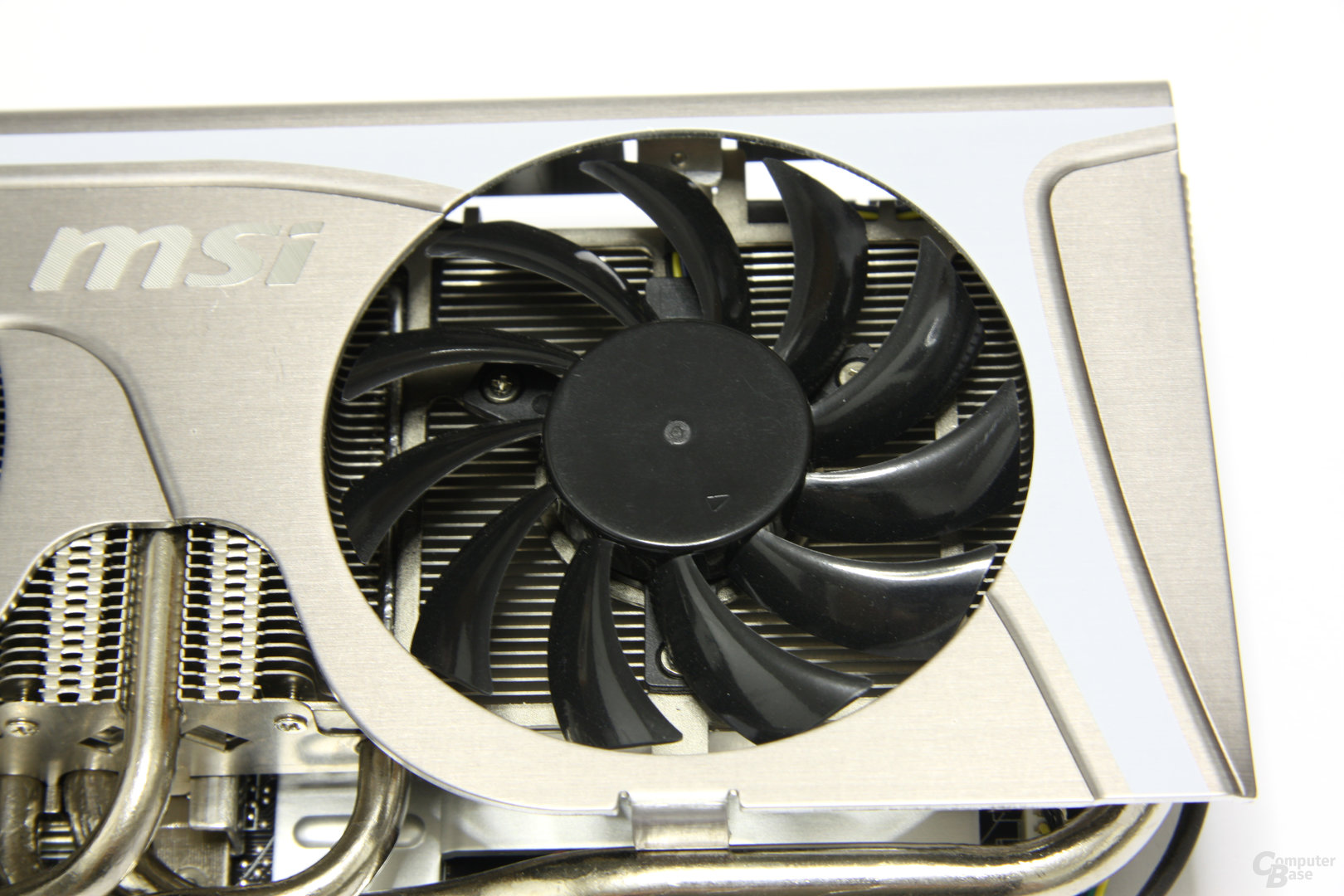 Radeon HD 6870 Twin Frozr II Lüfter