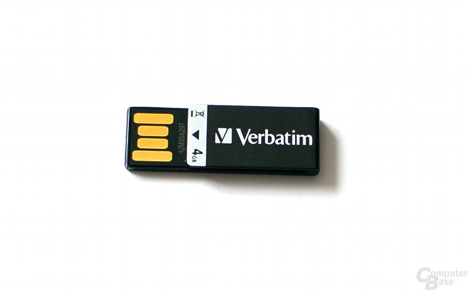 Verbatim Store 'n' Go Clip-it