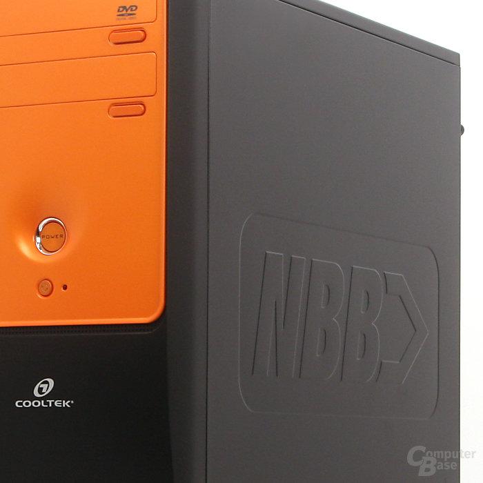 Cooltek X1 NBB Limited Orange Edition