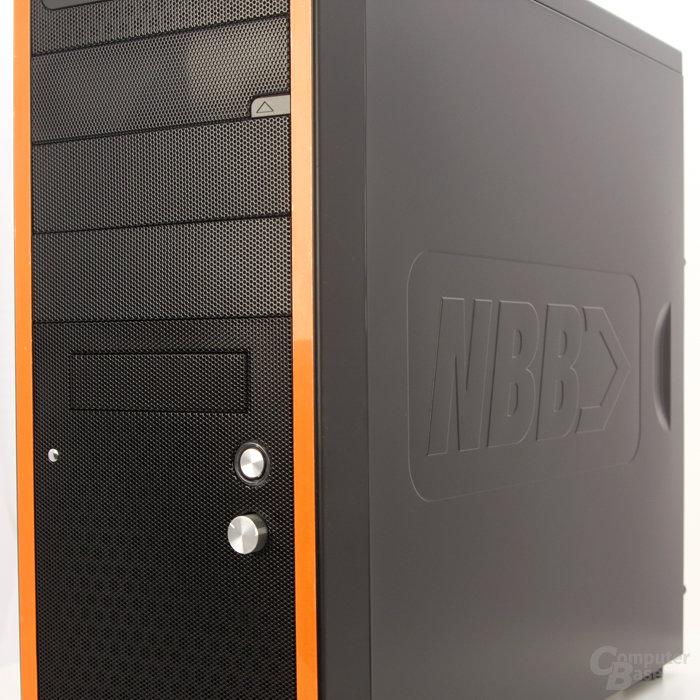 Cooltek K3 Evolution NBB Limited Orange Edition