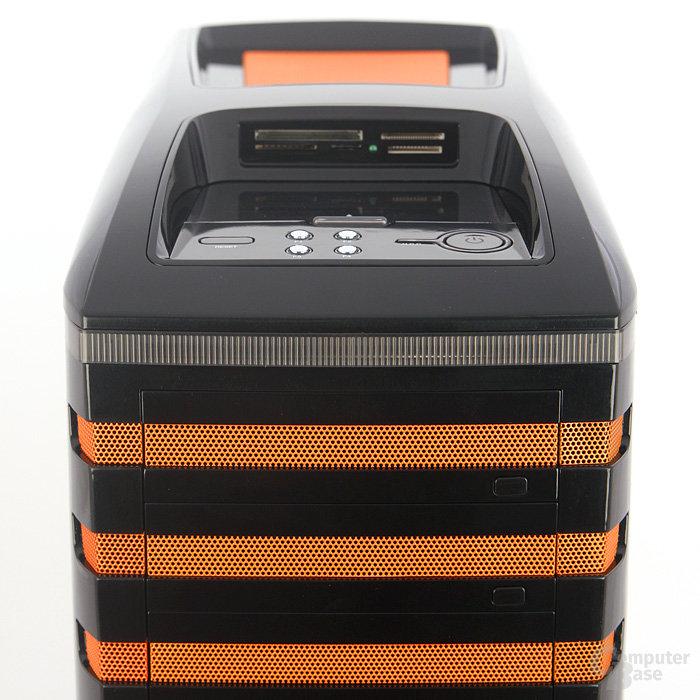 Cooltek Ultimate Case NBB Limited Orange Edition