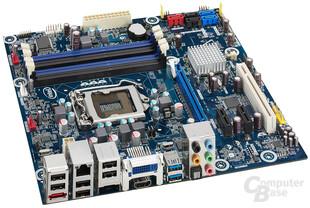 Intel DH67BL (Bearup Lake)
