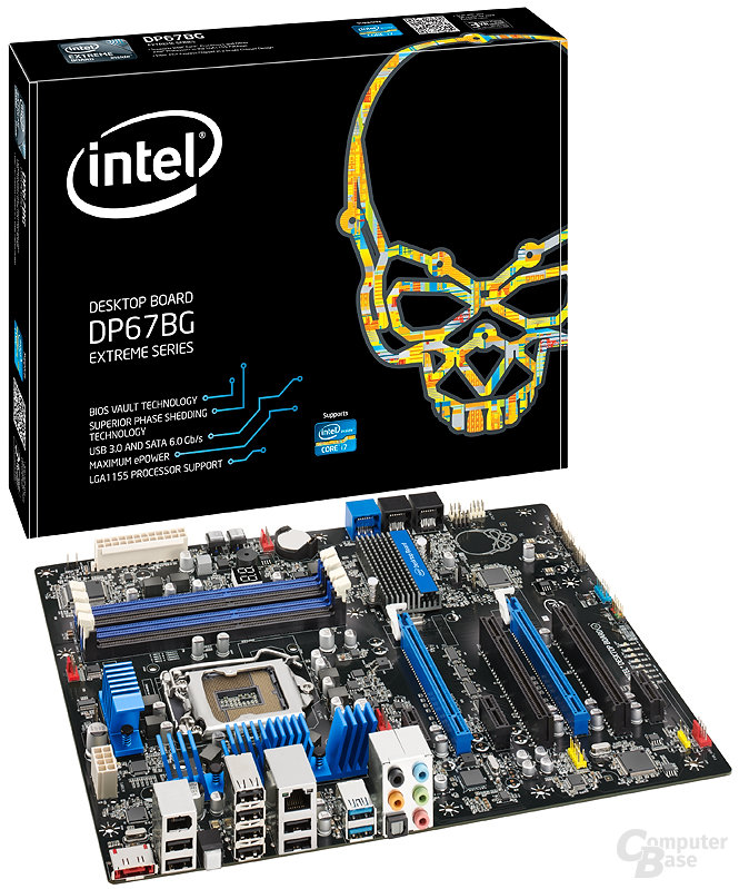 Intel DP67BG (Burrage)