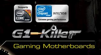 "Gigabyte ""G1-Killer"" Gaming Mainboard"