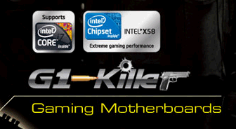 "Gigabyte ""G1-Killer"" Gaming Mainboard"