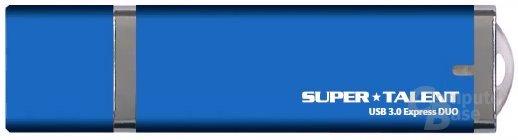 Super Talent USB 3.0 Express Duo