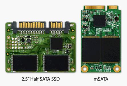 Transcend: Mini-SSDs im Steckkartenformat