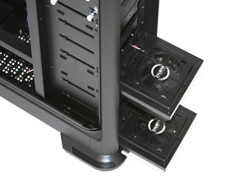 Zalman GS1200 – Festplatten-Hot-Swap