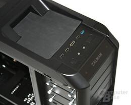 Zalman GS1200 – Port-Kit