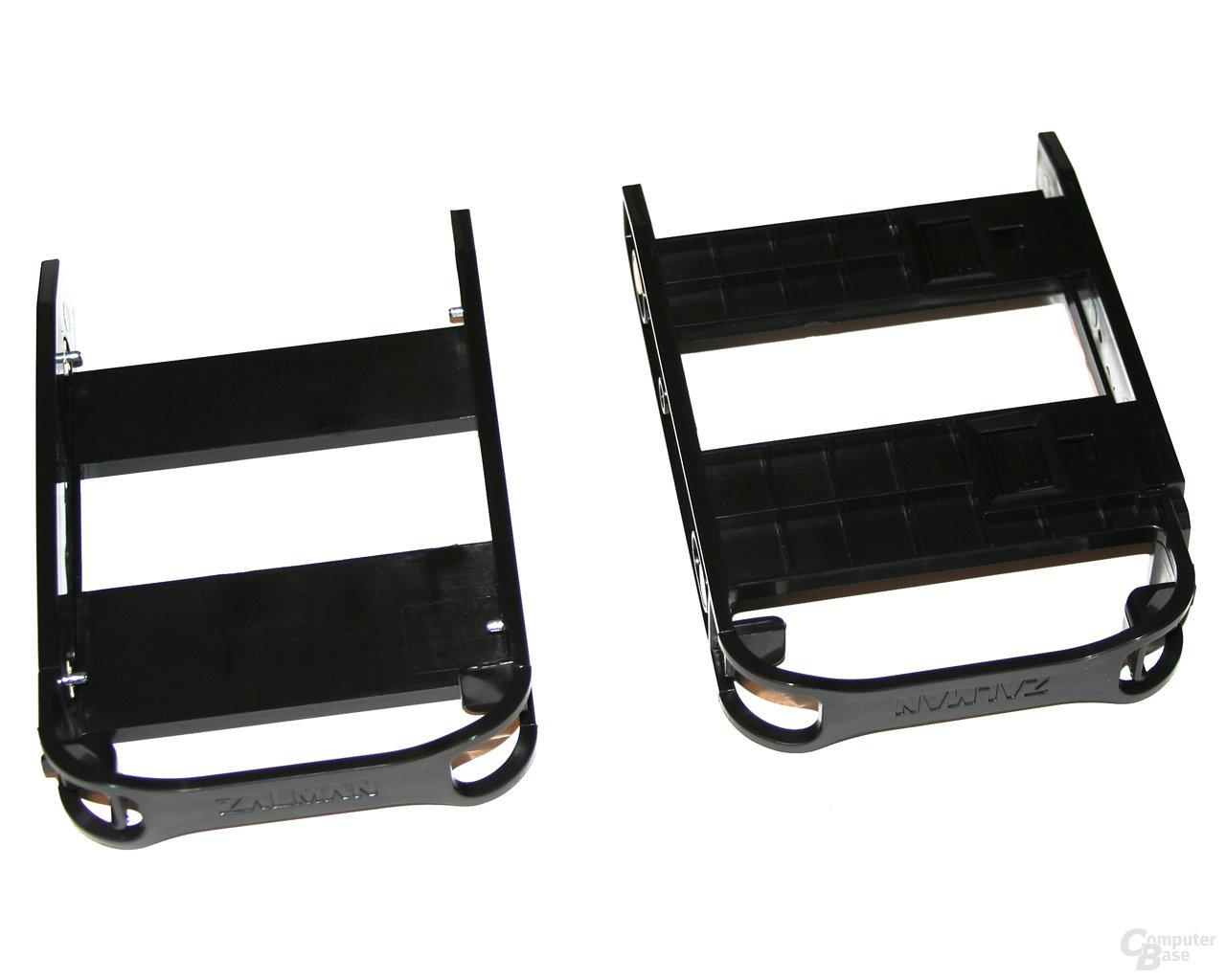 Zalman GS1200 – Festplattenhalter