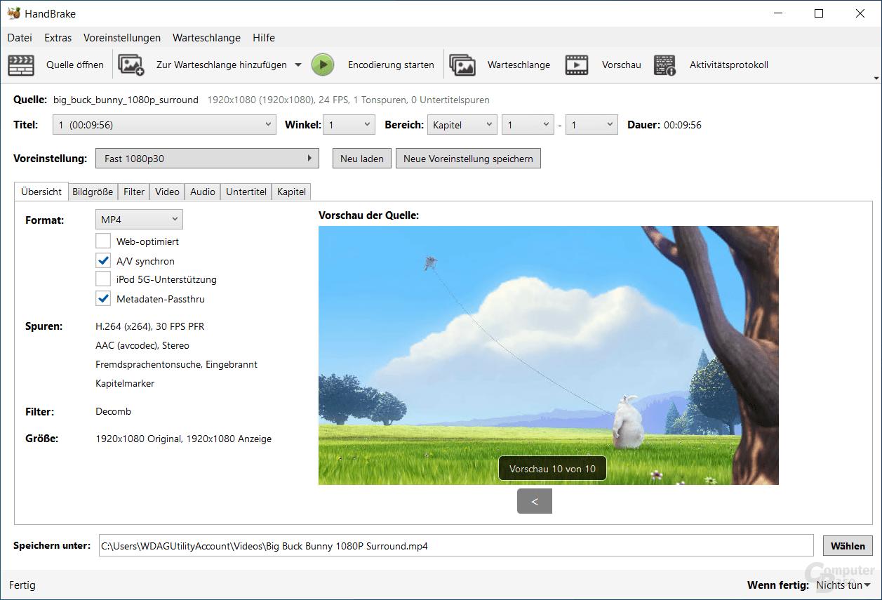 HandBrake – Linux