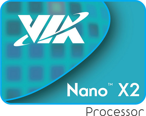 VIA Nano X2 Logo