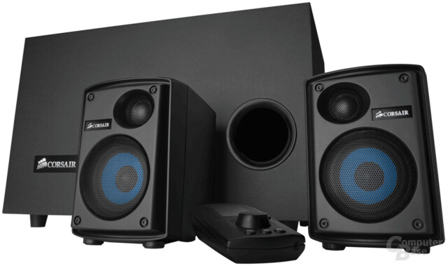 Corsair Gaming Audio Series SP2500
