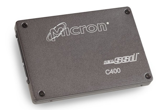 Micron RealSSD C400 2,5 Zoll