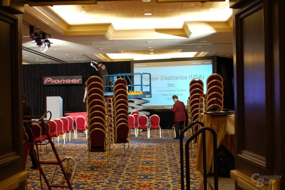 CES Las Vegas 2011 (Venetian)