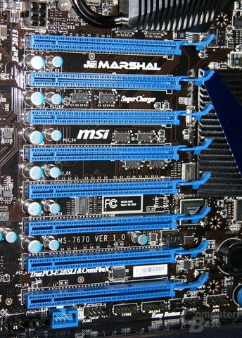 MSI Big Bang Marshal