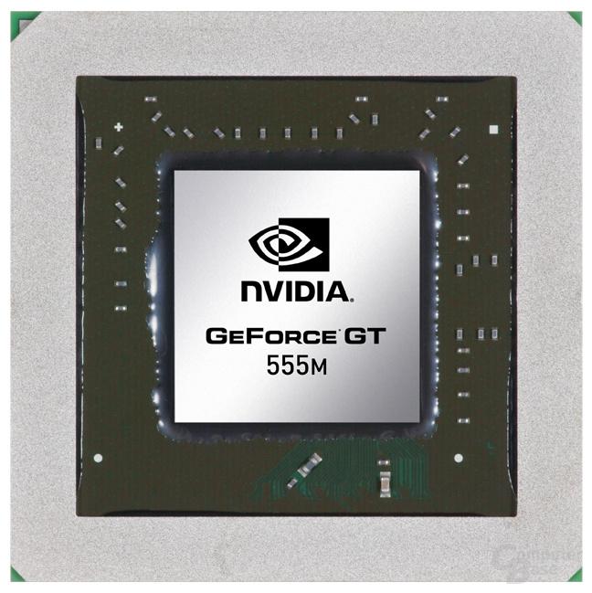 GeForce GT 555M