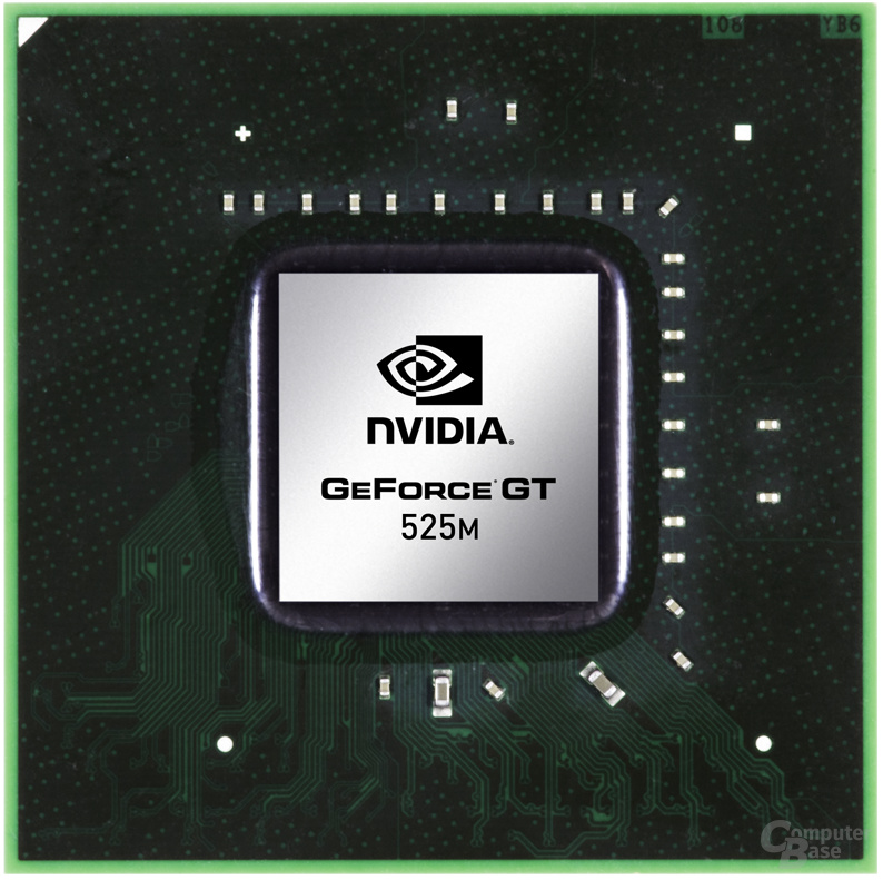 GeForce GT 525M