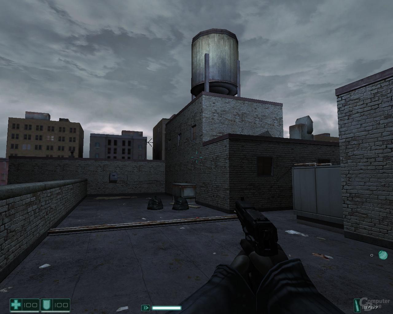 AMD Barts FEAR - 1xAA
