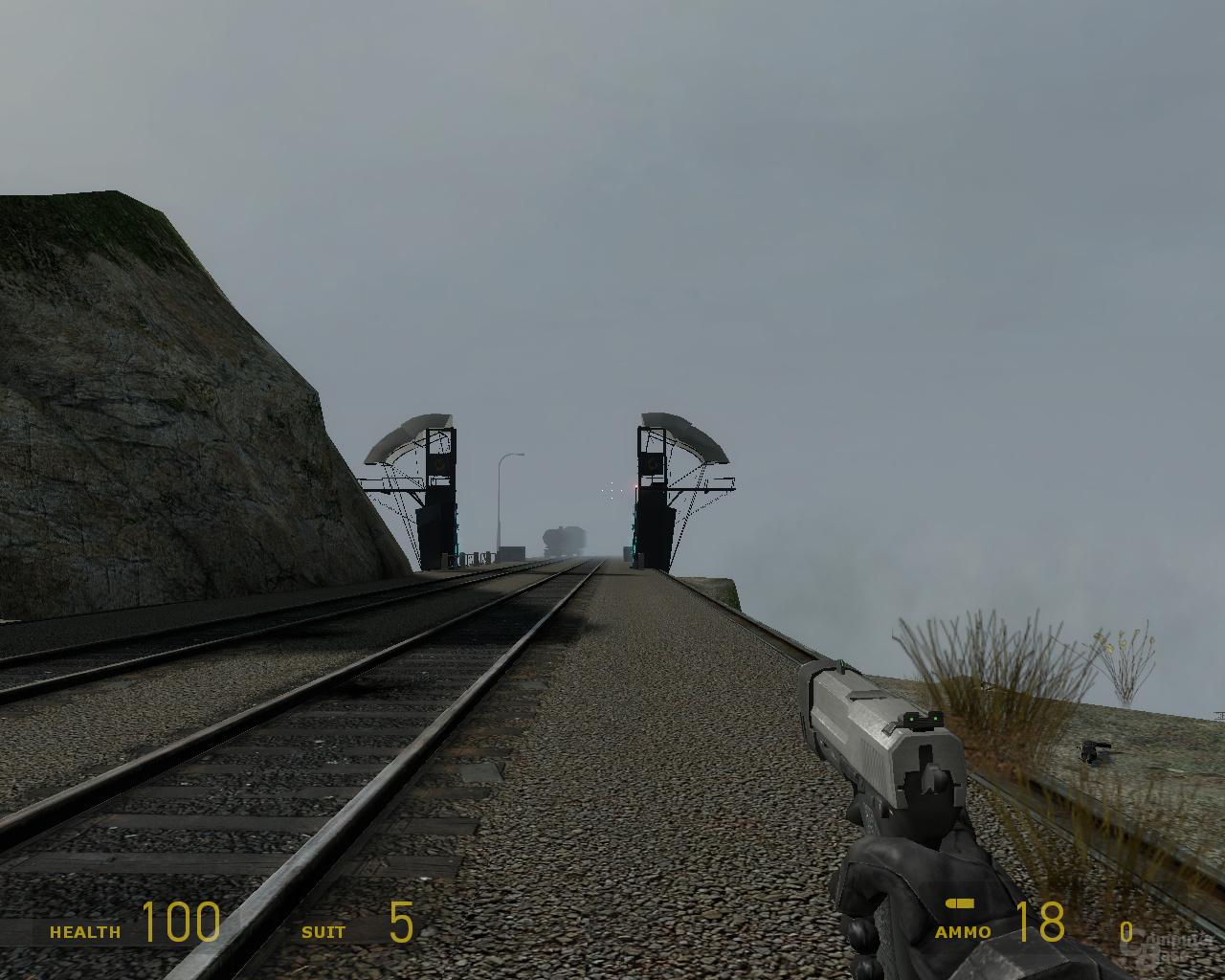 Sandy Bridge Half-Life 2 - 16 xAF qualität