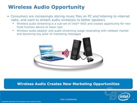 Intel Wireless Audio
