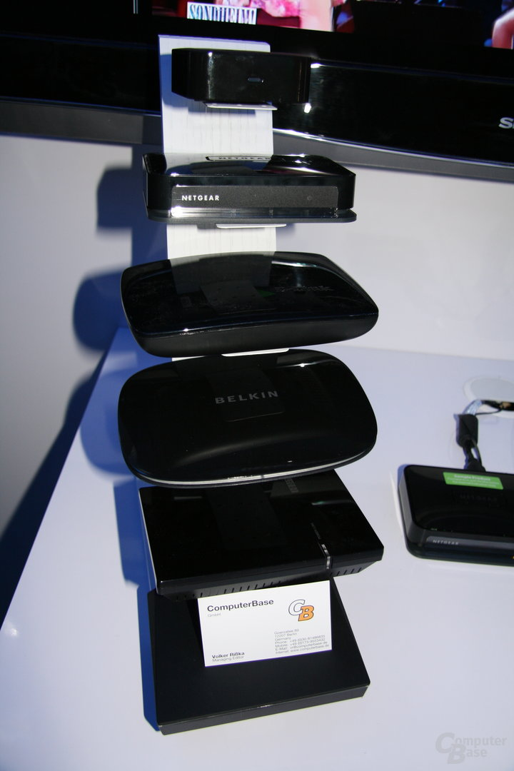 Intels WiDi-Adapter