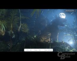 Nvidia GF110 - 3DMark 11