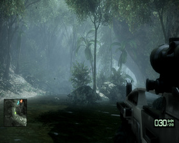 Nvidia GF110 - Battlefield BC2
