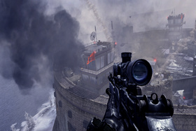 Nvidia GF110 - Call of Duty MW2
