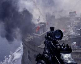 Nvidia GF110 - Call of Duty MW2