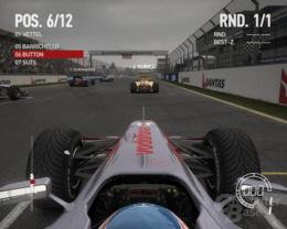 Nvidia GF110 - F1 2010
