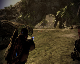 Nvidia GF110 - Mass Effect 2