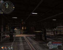 Nvidia GF110 - Stalker CoP