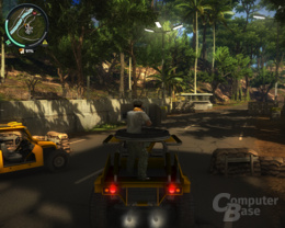 AMD Cayman - Just Cause 2