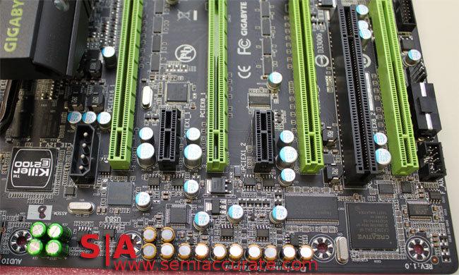 Gigabyte G1-Killer Gaming Motherboard