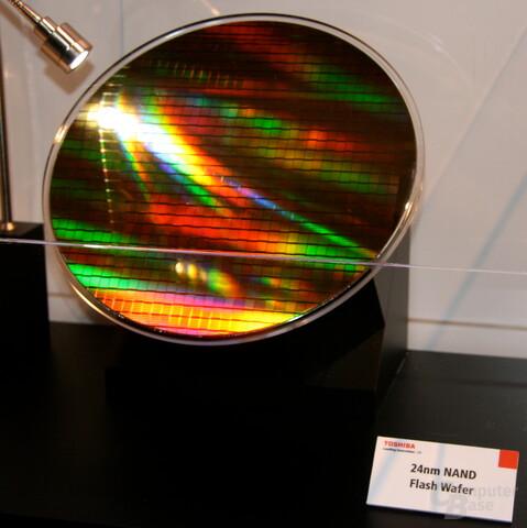 24-nm-Chips für zukünftige SSDs