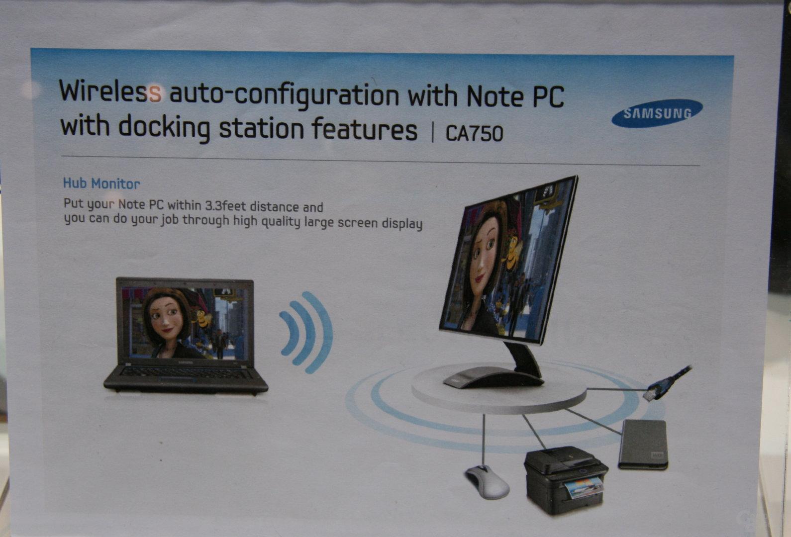 Samsung CA550 und CA750