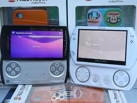 Sony Ericsson Playstation Phone: Verlgeich mit PSP