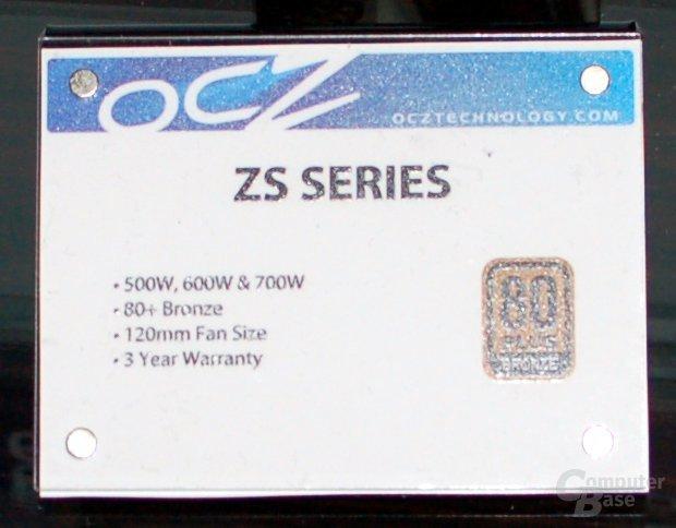 OCZ ZS Series