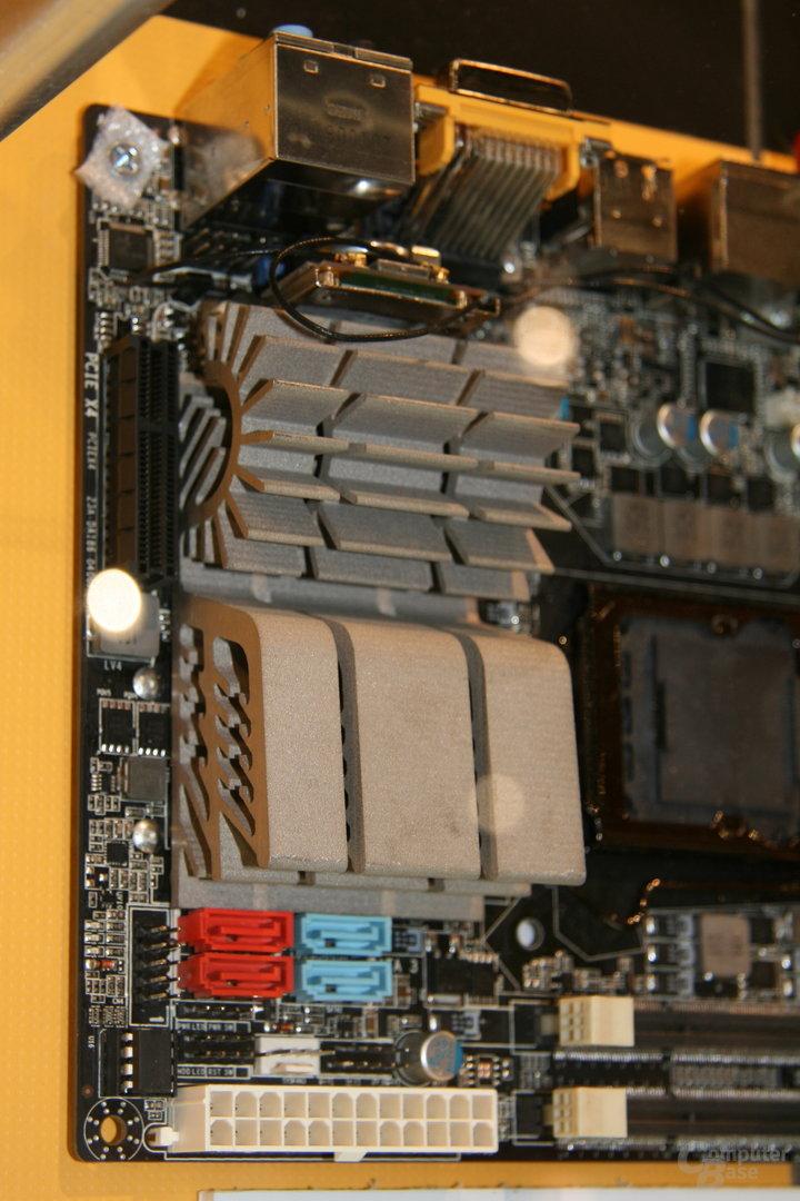 Zotacs H67-Mini-ITX-Board mit GeForce GT 430