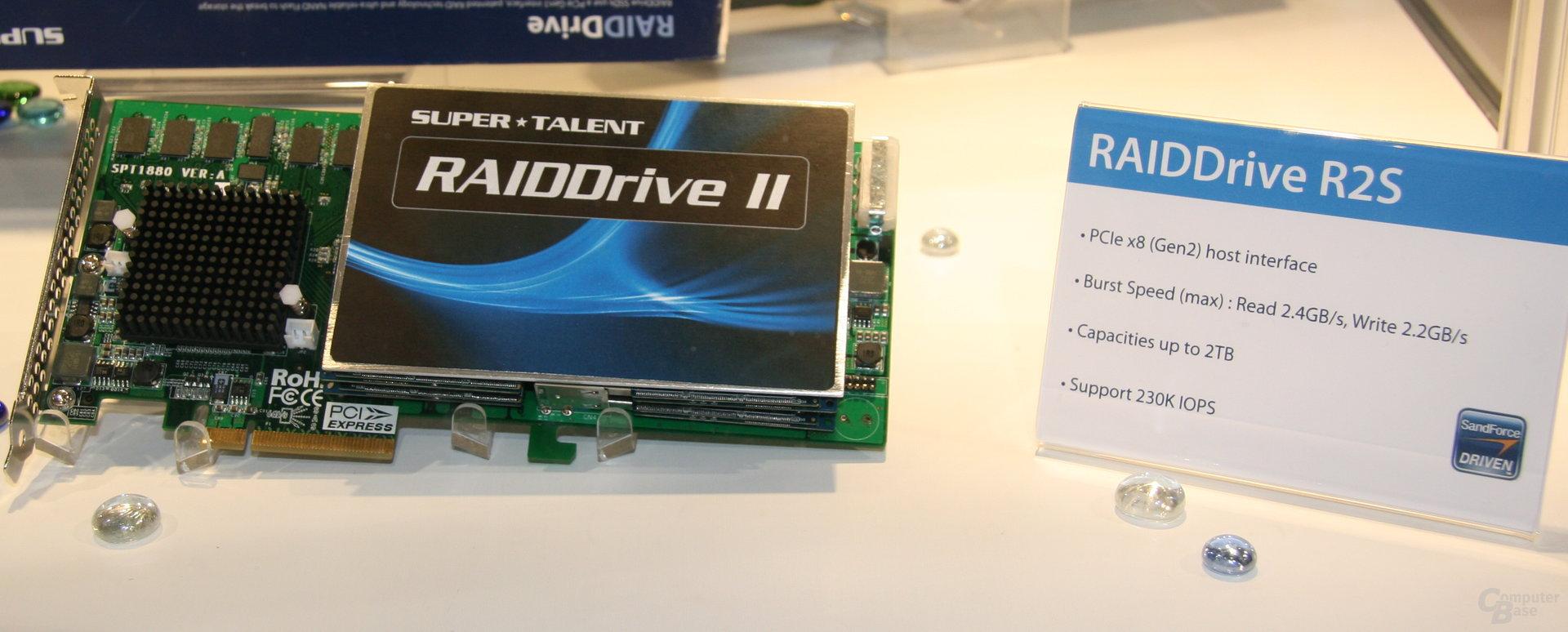 "Super Talent ""RAIDDrive 2"""