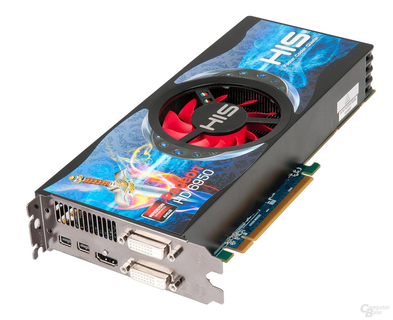 HIS Radeon HD 6950 1 GB