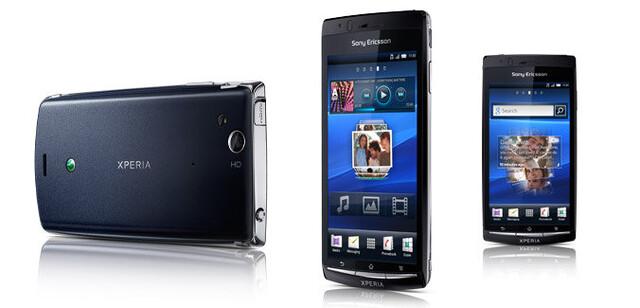 Sony Ericsson Arc