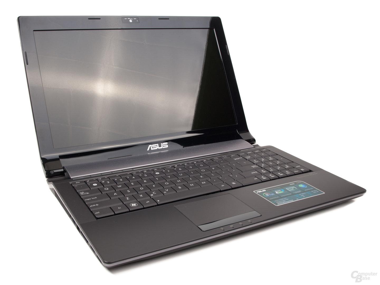 Asus N53SV: Display