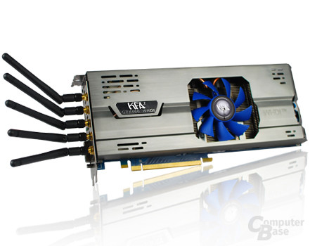 KFA² GeForce GTX 460 WHDI 1.024 MB