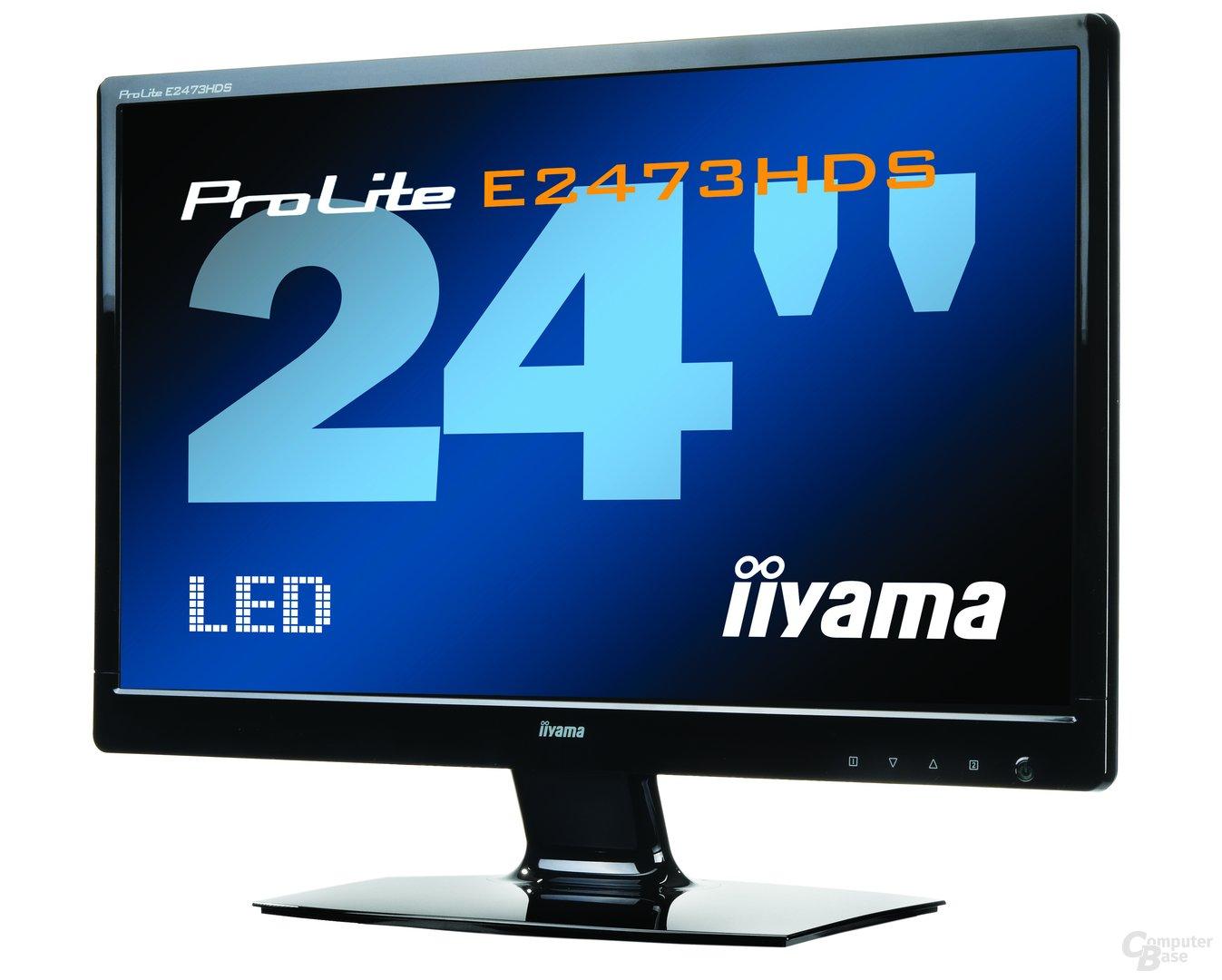 iiyama ProLite E2473HDS-B1
